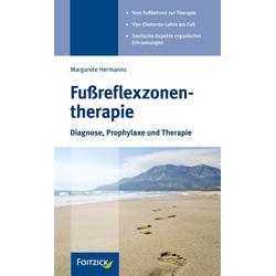 Fußreflexzonentherapie: Buch von Margarete Hermanns