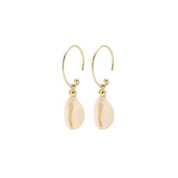 Pilgrim Damen Ohrringe 'Aki' gold, Größe One Size, 4259635