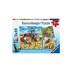 Große Maschinen (Kinderpuzzle)