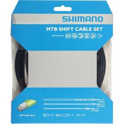 Shimano Schaltzug Shimano Schaltkabel-Set (7-St)