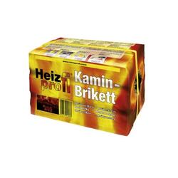 10 kg Braunkohle Kaminbriketts Heizprofi Kohle Ofen Brikett