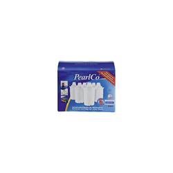 PearlCo Wasserfilter 6er-Set Nachfüll Wasserfilter-Kartusche