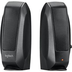 Logitech S120 Stereo Lautsprecher 2.0 PC-Lautsprecher