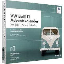 Franzis Verlag VW Bulli T1 Adventskalender Adventskalender ab 14 Jahre