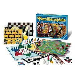 Ravensburger Spielesammlung, Familienspiele