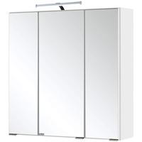 Held Siena 60 cm 3 Türen weiß