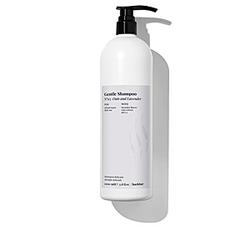 BACK BAR gentle shampoo nº03-oats&lavender 1000 ml