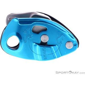 Petzl Grigri 3 Sicherungsgerät-Blau-One Size