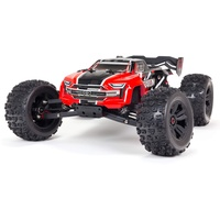 ARRMA Truggy KRATON 6S 4WD BLX Speed Monster Truck RTR Rot