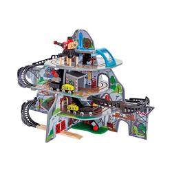Hape Spielzeugeisenbahn-Set Riesige Bergmine