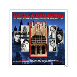 VARIOUS - Brill & Broadway (CD)