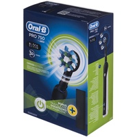 Oral B Pro 750 CrossAction Black Limited Edition