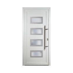 JM Signum PVC Model 92, innen: weiß, außen: weiß, Breite: 98cm, Höhe: 208cm, Öffnungsrichtung: DIN