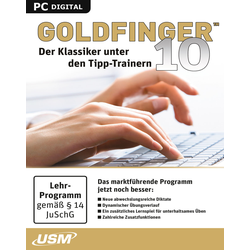 USM Goldfinger 10