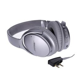 Bose Quietcomfort 35 silber Over-Ear-Kopfhörer