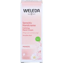 WELEDA Mandel Sensitiv Handcreme 50 ml