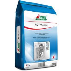 TANA ACTIV color Buntwaschmittel, Colorwaschmittel ohne Bleichmmittel oder optische Aufheller, 20 kg - Sack