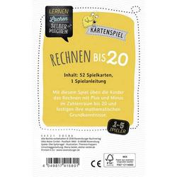 Ravensburger Kartenspiel Rechnen bis 20 41580