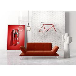 machalke® 3-Sitzer wings rot