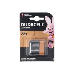 Duracell Duracell Photobatterie CR-P2 CRP2 Ultra DL223 Lith Fotobatterie