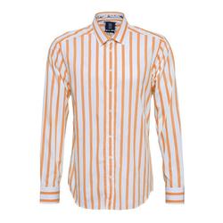 GABANO Langarmhemd mit Streifen L