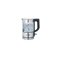 Severin Wasserkocher WK 3472 Mini-Glas-Wasserkocher, 0.5 l, 1100 W