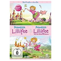 Prinzessin Lillifee / Prinzessin Lillifee und das kleine Einhorn - DVD  Filme