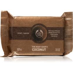 The Body Shop Coconut natürliche feste Seife mit Kokos 100 g