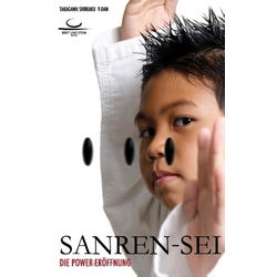 Sanren-sei als Buch von Takagawa Shukaku