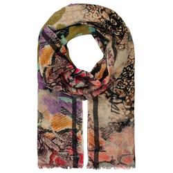Apart Schal mit ausgefallenem Print mit ausgefallenem Print