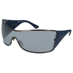 Police Sonnenbrille S8103V blau