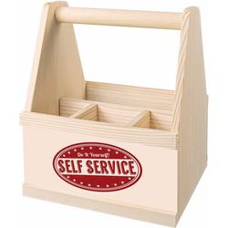 Contento Besteckträger Self Service