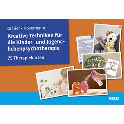 Kreative Techniken für die Kinder- und Jugendlichenpsychotherapie