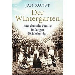 Der Wintergarten. Jan Konst  - Buch