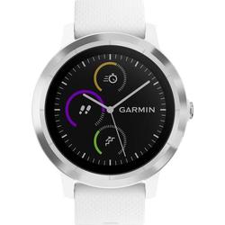 Garmin vivoactive 3 white M/L Smartwatch L Weiß