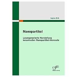 Nanopartikel. Ingmar Zink  - Buch