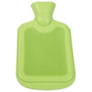 Grünspecht 642-00 Naturkautschuk-Wärmflasche, grün