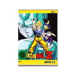 Dragonball Z - Movies 5-8 DVD