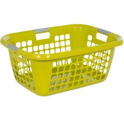 Wäschekorb 55 -Easy-, Aus Kunststoff, Maße: 55 x 39 x 24 cm, kiwi