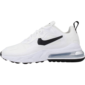 Nike Women's Air Max 270 React white/metallic silver/black 36,5