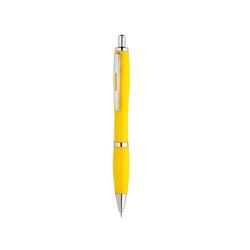 Druckkugelschreiber gelb