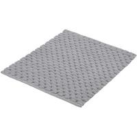 Badteppich Santiago Silbergrau 50x 60 cm