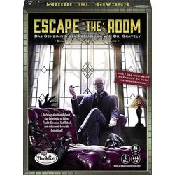 Thinkfun Escape the Room - Das Geheimnis des Refugiums von Dr. Gravely