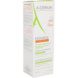 A-DERMA EXOMEGA CONTROL geschm.machen.Creme steril 200 ml