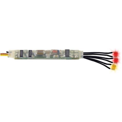 Viessmann 5273 Mikro-Blinkelektronik rot-gelb Feuer, 3 LEDs Blinkelektronik 1St.