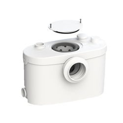 SFA SaniPro XR UP WC-Hebeanlage 0015UP weiss, für WC, Waschtisch, Dusche, Urinal