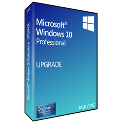 Windows 10 Professional Upgrade (von Windows 7/8 Professional)