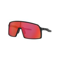 Oakley Sonnenbrille - Sutro - Matte Black - Prizm Trail Torch Brillenfassung - Sportbrillen,