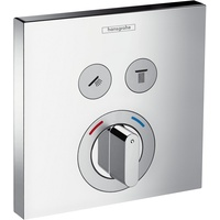 HANSGROHE ShowerSelect Mischer Unterputz für 2 Verbraucher chrom