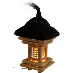 Guru-Shop Gartenleuchte Bali Gartenleuchte inkl. Outdoor Kabel - Modell 2